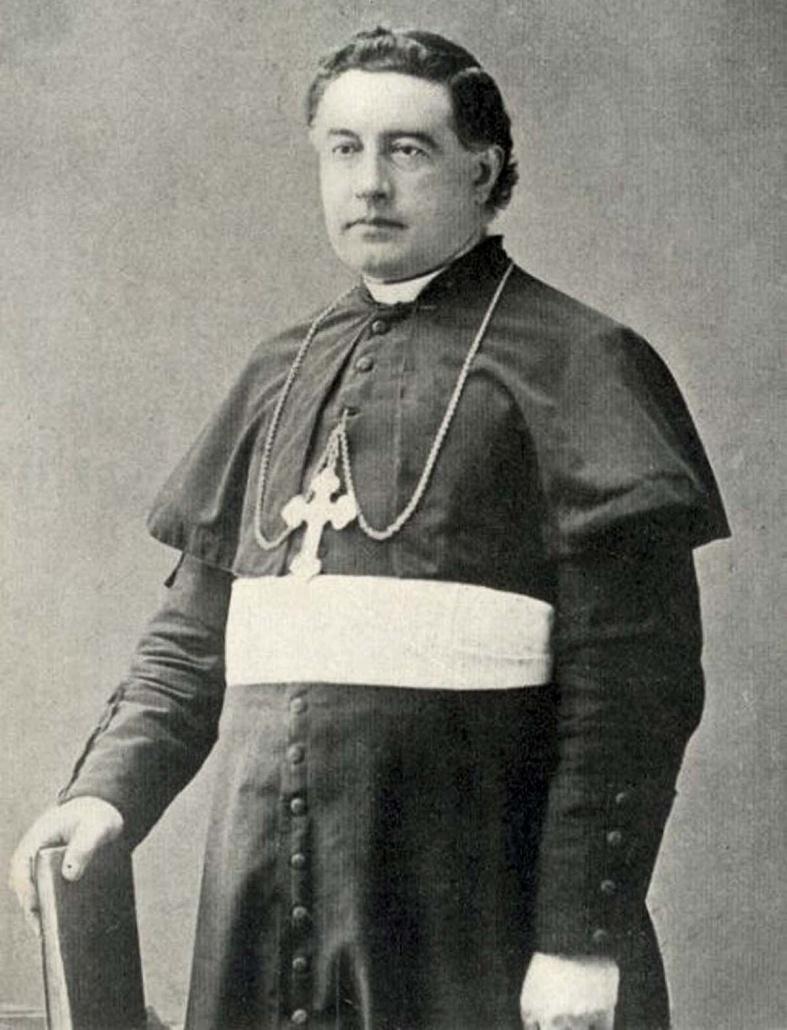 Bishop Camillus Paul Maes